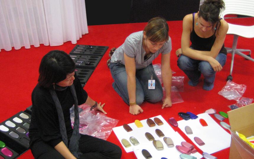 Motorola Colour   Material   Finish & Trend Forecast