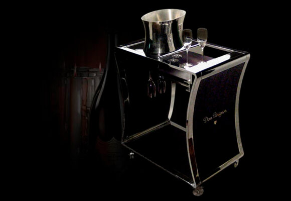 TROLLEY TABLE for hotels
