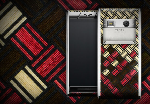 Luxury Phone | ASTER YOSEGI WOOD